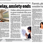 DNA News Paper Publication about Sensitivity