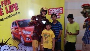 Comic Con Festival of Comic Heroes Pune 2016-17