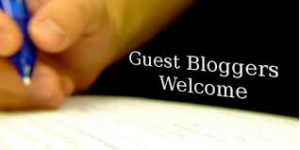Guest Bloggers Invited