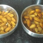 Is it better to soak or eat dry roasted almonds?