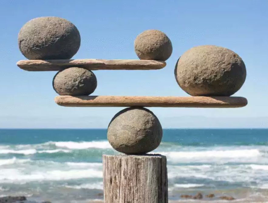 Can you balance everything in this life