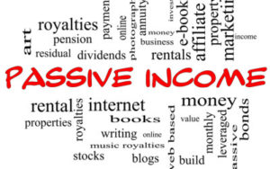 Passive Income Ideas Madhurie Singh