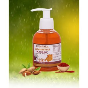 Review of Patanjali Almond Kesar Handwash