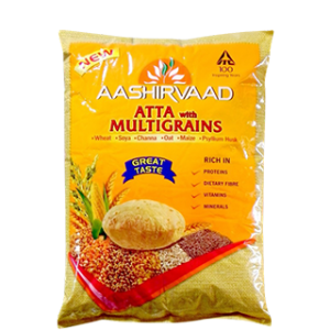 Review of  ITC's Aashirvaad Multigrain Atta – Cheaters