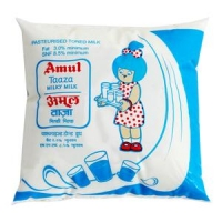 Review of Amul Taaza Milk
