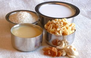 milk ghee for strong bones