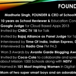 About Madhurie Singh