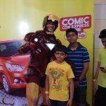 Comic Con Festival of Comic Heroes Pune 2016-17